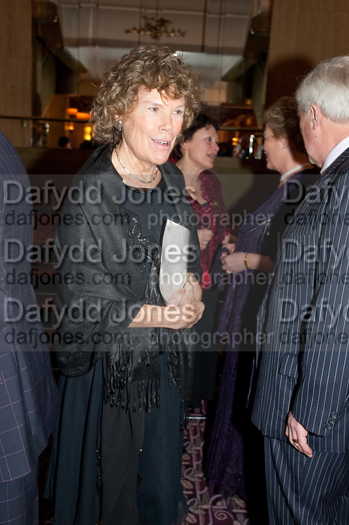 KATE HOEY,  House of Lords and House of Commons Parliamentary Palace of Varieties in aid of Macmillan Cancer Support. <br /> Park Lane Hotel, Piccadilly, London, 7 March 2012.