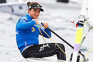 2016 EC Laser 4.7 | Girls | Day 1
