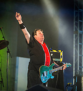 09-07-2016<br /> T in the Park 2016 - Saturday<br />  <br /> Stiff Little Fingers on the King Tuts Stage -  lead singer/guitarist Jake Burns.<br /> <br /> Pic:Andy Barr<br /> <br /> www.andybarr.com<br /> <br /> Copyright Andrew Barr Photography.<br /> No reuse without permission.<br /> andybarr@mac.com<br /> +44 7974923919