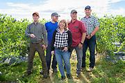The Weijohn Family, Spencer, Brader, Terri, Jeff, and Jared