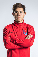 **EXCLUSIVE**Portrait of Chinese soccer player Zeng Shuai of Chongqing Dangdai Lifan F.C. SWM Team for the 2018 Chinese Football Association Super League, in Chongqing, China, 27 February 2018.