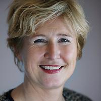 Nederland, Amsterdam , 19 februari 2015.<br /> mw.drs. E. (Elsbeth) de Ruijter, voorzitter raad van bestuur GGZinGeest.<br /> <br /> Foto:Jean-Pierre Jans
