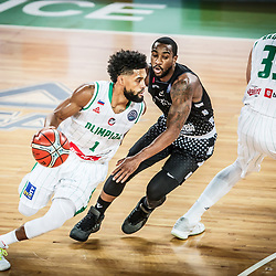 20181024: SLO, Basketball - FIBA Champions League 2018/19, KK Petrol Olimpija vs Virtus Bologna