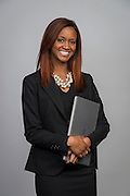 Brittany Lewis poses for a photograph, October 17, 2014.