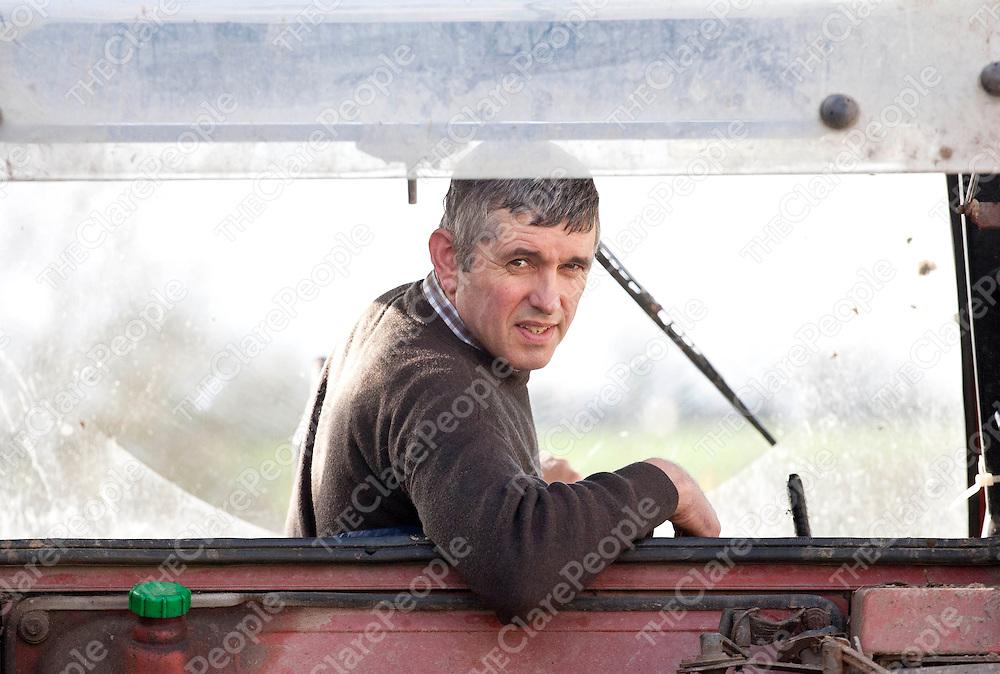 15.02.12<br /> The new Irish Farmers Association President, Andrew Dundas, Ardnacrusha, Co. Clare.<br /> Pic. Alan Place / Press 22