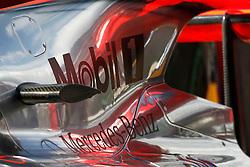 Motorsports / Formula 1: World Championship 2010, GP of Japan, technical detail, Vodafone McLaren Mercedes