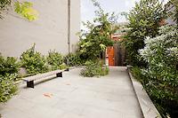 Garden at 202 8th Street