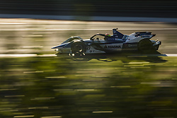 October 17, 2018 - Valencia, Spain - 27 SIMS Alexander (gbr), BMW i Andretti Motorsport Team during the Formula E official pre-season test at Circuit Ricardo Tormo in Valencia on October 16, 17, 18 and 19, 2018. (Credit Image: © Xavier Bonilla/NurPhoto via ZUMA Press)