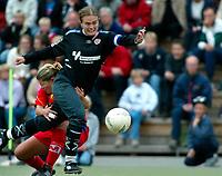 Fotball NM semifinale kvinner. Røa - Arna-Bjørnar 1-3. Ingrid Camilla Fosse Sæthre, Arna Bjørnar.<br /> <br /> Foto: Andreas Fadum, Digitalsport