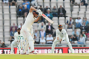 Alastair Cook of England batting during day two of the fourth SpecSavers International Test Match 2018 match between England and India at the Ageas Bowl, Southampton, United Kingdom on 31 August 2018.