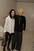 FRANCES BEAN COBAIN Liberatum host A special 'In Conversation' event Courtney Love with Dylan Jones, As part of the Liberatum 'Women in Creativity' series<br /> St. Martins Lane hotel, London. 21st March 2016