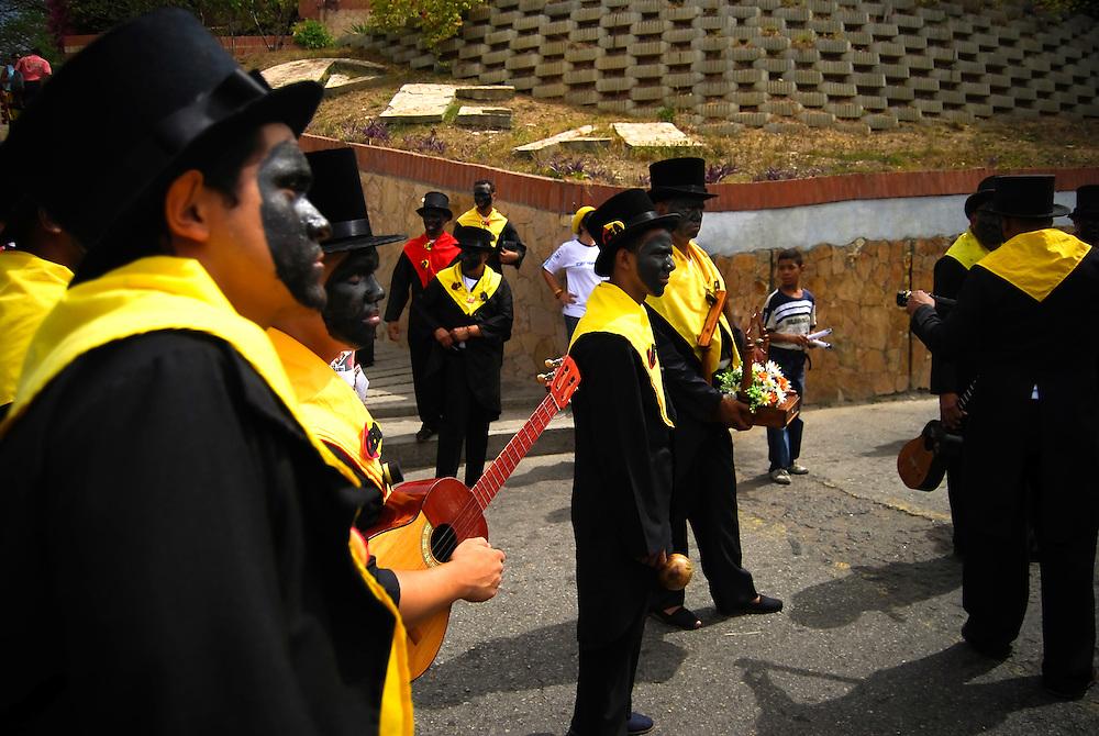 THE SAN PEDRO PARRANDA / LA PARRANDA DE SAN PEDRO<br /> Guatire, Miranda State.<br /> Venezuela - 2009<br /> (Copyright &copy; Aaron Sosa)
