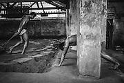 Kushti Wrestlers of Hanuman, Old Delhi | 2013