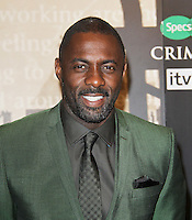 Idris Elba Specsavers Crime Thriller Awards, Grosvenor House Hotel, London, UK. 07 October 2011. Contact: Rich@Piqtured.com +44(0)7941 079620 (Picture by Richard Goldschmidt)