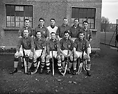 1953 - Leinster v Ulster Interprovincial Mens Hockey  at Londonbridge Road