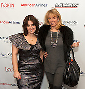 "Celebrity style expert Jess Zaino with Ramona Singer, cast member of Bravo network's Real Housewives of New York City. Nolcha supports the growth of ethical fashion and celebrate independent fashion brands who hold to sustainable, organic and eco-friendly fashion standards.  Nolcha is an award-winning leading global platform advancing the business of independent fashion designers and retailers via social e-commerce, fashion week events and an educational video portal. Ramona Singer, cast member of Bravo network's Real Housewives of New York City, is an astute businesswoman and a true aficionado of fashion with a passion for being a wife and mother. Her newest venture is Ramona Pinot Grigio made in the Venoto region of Italy, partnering with a 75 year-old Italian wine company. Ramona can now do ""Turtle Time"" all the time! Ramona has taken the beauty and accessory industries by storm with her Tru Renewal skincare line, her True Faith jewelry collection, and, this March, her two-year anniversary for Ramona Singer Jewelry on HSN. She also has her Amazon store, Ramona Singer Collections."