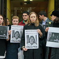 International Day to 'End Impunity for Crimes Against Journalists