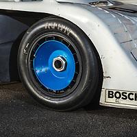 Porsche 917/10 Can-Am Spyder chassis 018, photographed at Jody Scheckter, Laverstoke Farm, Overton, UK October 2017