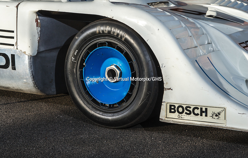 Porsche 917/10 Can-Am Spyder chassis 018, photographed at Jody Scheckter, Laverstoke Farm, Overton, UK October 2017