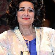 NLD/Amsterdam/20111121 - Premiere toneelvoorstelling Zangeres zonder Naam, Ellen Pieters