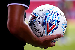 Sky Bet EFL Mitre Delta Ball - Mandatory by-line: Robbie Stephenson/JMP - 01/07/2020 - FOOTBALL - The City Ground - Nottingham, England - Nottingham Forest v Bristol City - Sky Bet Championship