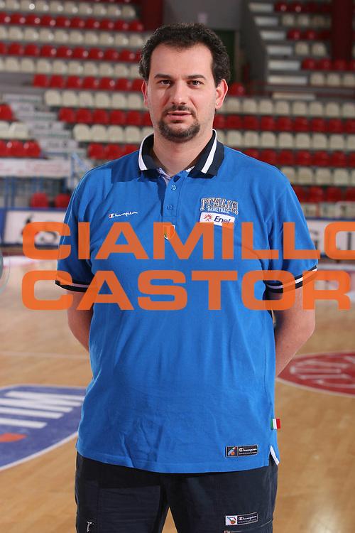 DESCRIZIONE : Teramo Raduno Collegiale Nazionale Italiana Maschile <br /> GIOCATORE : Rocco <br /> SQUADRA : Nazionale Italia Uomini <br /> EVENTO : Raduno Collegiale Nazionale Italiana Maschile <br /> GARA : <br /> DATA : 12/11/2007 <br /> CATEGORIA : <br /> SPORT : Pallacanestro <br /> AUTORE : Agenzia Ciamillo-Castoria/G.Ciamillo