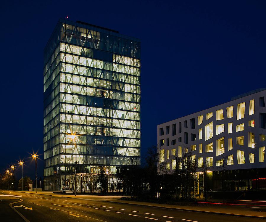 Burckhardt & Partner AG > Basel