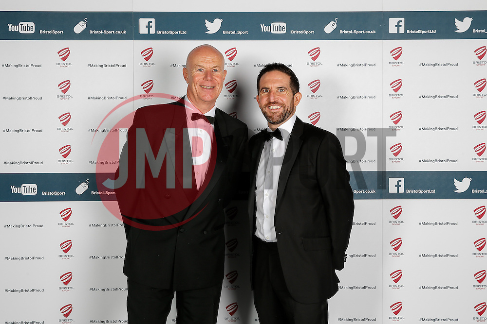 Bristol Sport's Annual Gala Dinner at Ashton Gate Stadium - Mandatory byline: Rogan Thomson/JMP - 08/12/2015 - SPORT - Ashton Gate Stadium - Bristol, England.