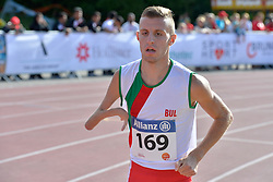 06/08/2017; Stoyanov, Hristiyan, T46, BUL at 2017 World Para Athletics Junior Championships, Nottwil, Switzerland