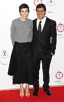 Hossein Amini, London Critics Circle Film Awards, May Fair Hotel, London UK, 18 January 2015, Photo by Richard Goldschmidt