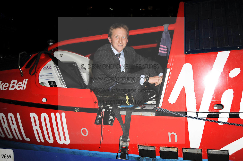 OLIVER HICKS at the premier of Tenacity on the Tasman at the Odeon Leicester Square, London on 19th November 2009.
