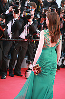 Elsa Zylberstein at the Two Days, One Night (Deux Jours, Une Nuit) gala screening red carpet at the 67th Cannes Film Festival France. Tuesday 20th May 2014 in Cannes Film Festival, France.
