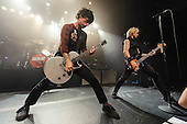 GREEN DAY @ IRVING PLAZA 2012