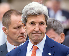 Wellington-US Secretary of State John Kerry visits