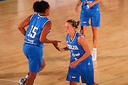 DESCRIZIONE : Bormio Torneo Internazionale Femminile Olga De Marzi Gola Italia Lituania <br /> GIOCATORE : Chiara Pastore <br /> SQUADRA : Nazionale Italia Donne Italy <br /> EVENTO : Torneo Internazionale Femminile Olga De Marzi Gola <br /> GARA : Italia Lituania Italy Lithuania <br /> DATA : 25/07/2008 <br /> CATEGORIA : Esultanza <br /> SPORT : Pallacanestro <br /> AUTORE : Agenzia Ciamillo-Castoria/S.Silvestri <br /> Galleria : Fip Nazionali 2008 <br /> Fotonotizia : Bormio Torneo Internazionale Femminile Olga De Marzi Gola Italia Lituania <br /> Predefinita :