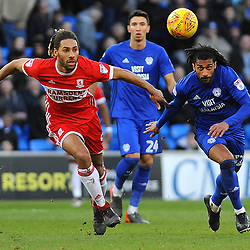 Cardiff City v Middlesbrough