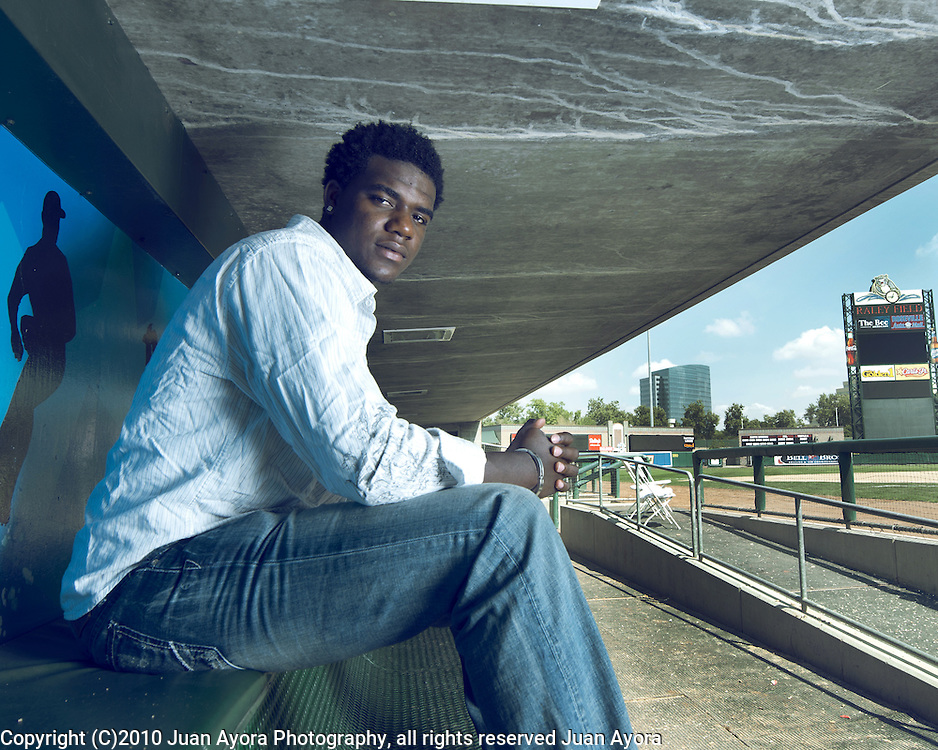 Michael Pineda, Baseball Pitcher from the Dominican Republic.<br /> California Sports Management<br /> Production: Thomas Dodson