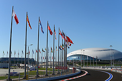 10.10.2014, Sochi Autodrom, Sotschi, RUS, FIA, Formel 1, Grosser Preis von Russland, Training, im Bild Kevin Magnussen (DEN) McLaren MP4-29. // during the Practice of the FIA Formula 1 Russia Grand Prix at the Sochi Autodrom in Sotschi, Russia on 2014/10/10. EXPA Pictures © 2014, PhotoCredit: EXPA/ Sutton Images/ Lundin<br /> <br /> *****ATTENTION - for AUT, SLO, CRO, SRB, BIH, MAZ only*****
