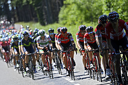 June 8, 2017 - Macon, France - MACON, FRANCE - JUNE 8 : PORTE Richie (AUS) Rider of BMC Racing Team during stage 5 of the 69th edition of the Criterium du Dauphine Libere cycling race, a stage of 175 kms between La Tour-de-Salvagny and Macon on June 08, 2017 in Macon, France, 8/06/2017 (Credit Image: © Panoramic via ZUMA Press)