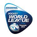 2013 Argentina Hockey World League Final - Women