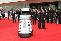 Doctor Who Dalek; Anthony McPartlin; Declan Donnelly, Arqiva British Academy Television Awards, Royal Festival Hall London UK, 12 may 2013, (Photo by Richard Goldschmidt)