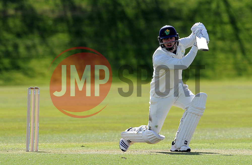 Glamorgan's James Kettleborough - Photo mandatory by-line: Harry Trump/JMP - Mobile: 07966 386802 - 24/03/15 - SPORT - CRICKET - Pre Season Fixture - Day 2 - Somerset v Glamorgan - Taunton Vale Cricket Club, Somerset, England.