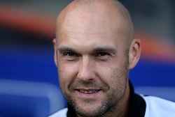 Swindon Town manager Luke Williams - Mandatory by-line: Robbie Stephenson/JMP - 10/08/2016 - FOOTBALL - Loftus Road - London, England - Queens Park Rangers v Swindon Town - EFL League Cup