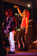 New York Dolls at South St. Seaport, NYC 2006
