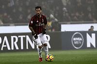 Milan-Lazio - Serie A 22a giornata - Nella foto : Fernandez Suso  - Milan
