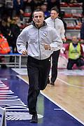 DESCRIZIONE : Sassari LegaBasket Serie A 2015-2016 Dinamo Banco di Sardegna Sassari - Giorgio Tesi Group Pistoia<br /> GIOCATORE : Alessandro Vicino<br /> CATEGORIA : Riscaldamento Before Pregame Arbitro Referee<br /> SQUADRA : AIAP<br /> EVENTO : LegaBasket Serie A 2015-2016<br /> GARA : Dinamo Banco di Sardegna Sassari - Giorgio Tesi Group Pistoia<br /> DATA : 27/12/2015<br /> SPORT : Pallacanestro<br /> AUTORE : Agenzia Ciamillo-Castoria/L.Canu