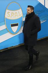 DAVIDE VAGNATI (DIRETTORE SPORTIVO SPAL)<br /> SPAL - JUVENTUS<br /> CAMPIONATO ITALIANO CALCIO SERIE A 2017-2018<br /> FERRARA 17-03-2018<br /> FOTO FILIPPO RUBIN