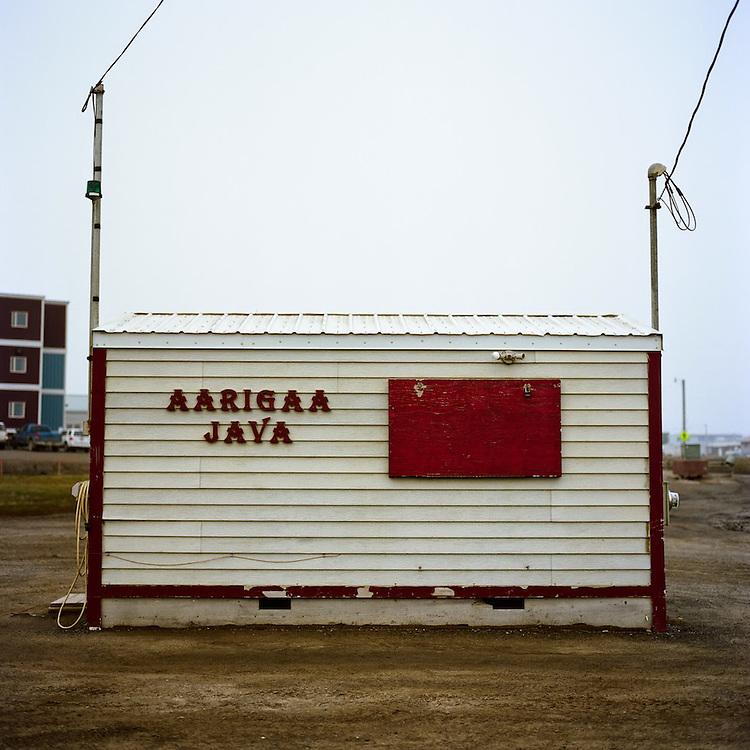 BARROW, ALASKA - 2014: