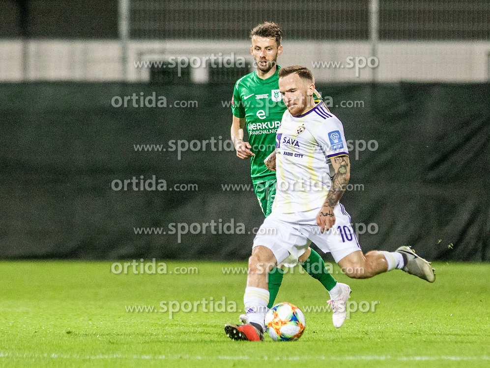 Dino Hotic of NK Maribor during football game between NK Olimpija Ljubljana and NK Maribor in Final Round (18/19)  of Pokal Slovenije 2018/19, on 30th of May, 2014 in Arena Z'dezele, Ljubljana, Slovenia. Photo by Matic Ritonja / Sportida