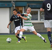 Dundee's Dylan Carreiro  - Celtic v Dundee  SPFL Development League at Cappielow<br /> <br />  - &copy; David Young - www.davidyoungphoto.co.uk - email: davidyoungphoto@gmail.com